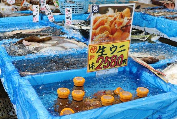 マルサ嵯峨商店 お魚センター
